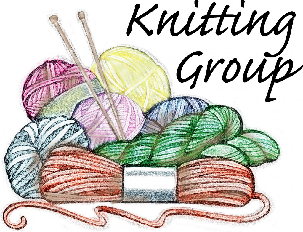 Crocheting Groups : Knitting for Mission Hillcrest United Church
